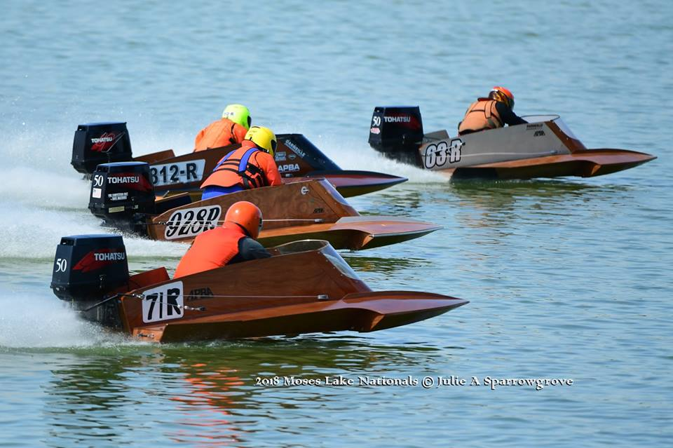 Hydros will race at Angle Lake for Frank Hansen Memorial Race Sept. 7-8