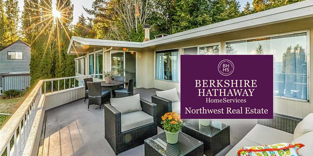 Berkshire Hathaway HomeServices NW Realty Open Houses: Normandy Park, Federal Way, Kent, Renton & Bothell