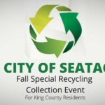 SAVE THE DATE: Recycling Event coming to North SeaTac Park on Saturday, Oct. 24