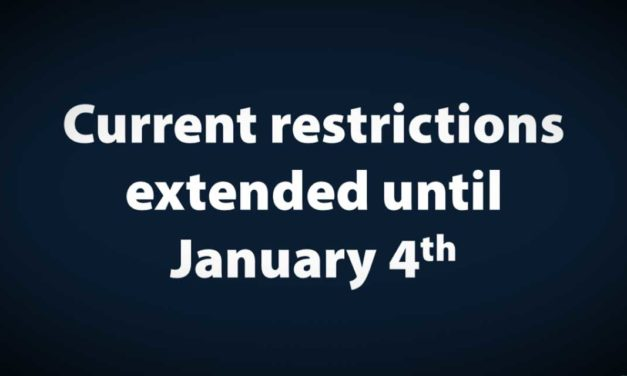 Gov. Inslee extends statewide COVID-19 restrictions to Jan. 4