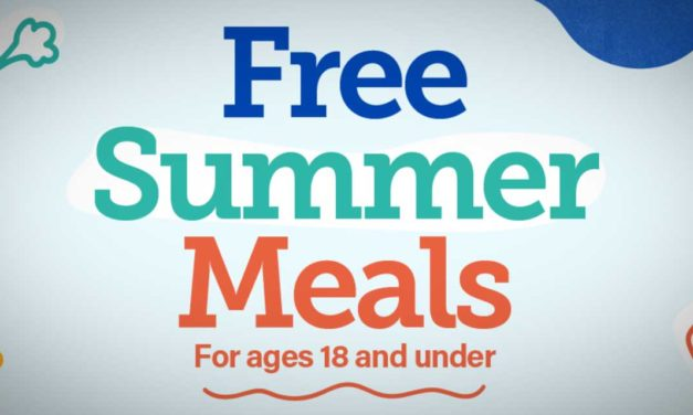 Free Summer Meals for school-aged children launched statewide