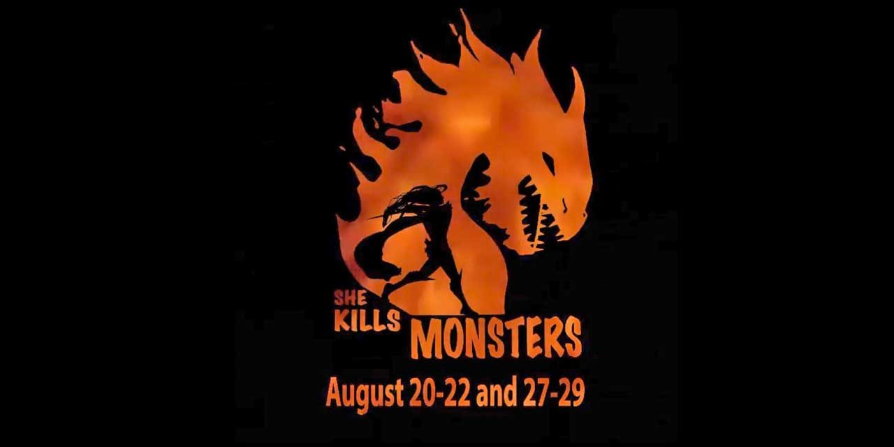 Geeks, dragons and epic battles! Hi-Liners'She Kills Monsters' plays Aug. 20-29