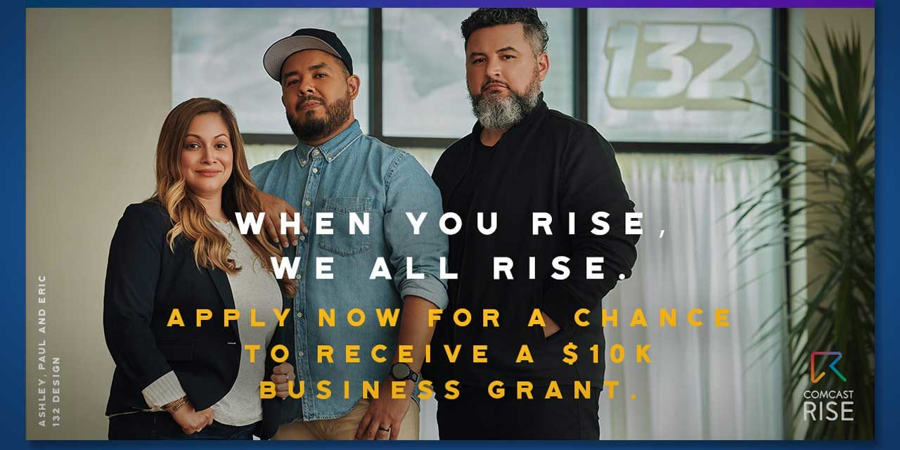 Small, minority-owned businesses in SeaTac can now apply for $10,000 relief grants through Comcast RISE