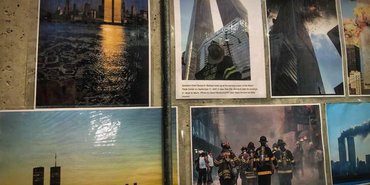 Port dedicates 20th Anniversary 9/11 Heroes Climb Memorial at Sea-Tac Airport